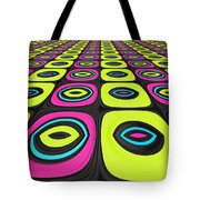 Psychel - 005 Tote Bag by Variance Collections