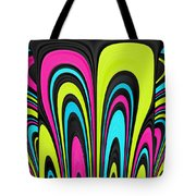 Psychel - 007 Tote Bag by Variance Collections