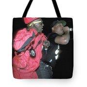 Public Enemy Tote Bag