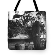 Public Market Vegetable Stand Tote Bag