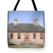 Public Records Office Williamsburg Virginia Tote Bag