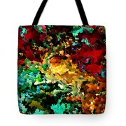 Puddle By Rafi Talby Tote Bag