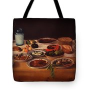 Puebla Kitchen Tote Bag