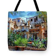 Pueblo - Hopi Inspired Tote Bag