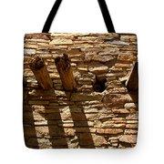 Pueblo Bonito Wall Tote Bag