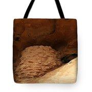 Pueblo Indian Ruins Tote Bag