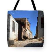 Pueblo Pathway Tote Bag