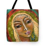Pueblo Priestess Tote Bag