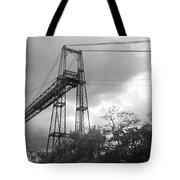 Puente Colgante Tote Bag