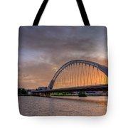 Puente De Lusitania II Tote Bag