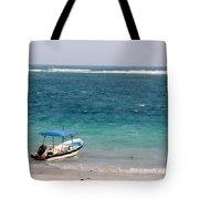 Puerto Morelos Tote Bag