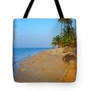 Puerto Rico Beach Tote Bag