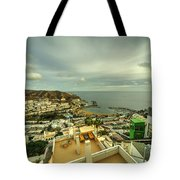 Puerto Rico From Above  Tote Bag