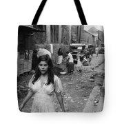 Puerto Rico Slum, 1942 Tote Bag