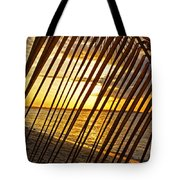 Puerto Rico Sunset 2 Tote Bag