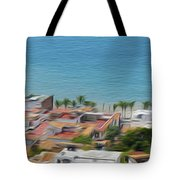 Puerto Vallarta Tote Bag