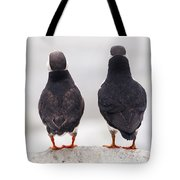 Puffin Philosophers Tote Bag
