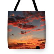 Puffy Pink Clouds Tote Bag