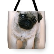 Pug Puppy Dog Tote Bag