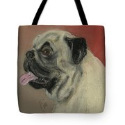 Pugster Tote Bag