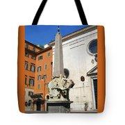 Pulcino Della Minerva Tote Bag