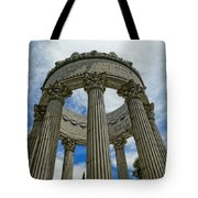 Pulgas Water Temple Tote Bag