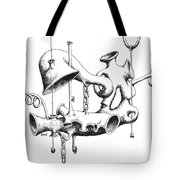Pull My Chain Sweetheart Tote Bag