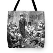 Pullman Car, 1876 Tote Bag