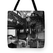 Pullman Car El Fleda Tote Bag