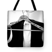Pullman Tuxedo Tote Bag by Edward Fielding
