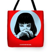 Pulp Fiction Poster 3 Tote Bag