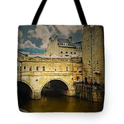 Pulteney Bridge Tote Bag