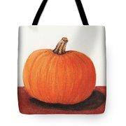 Pumpkin Tote Bag by Anastasiya Malakhova