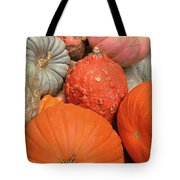 Pumpkin Happy Tote Bag