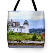 Pumpkin Island Light Tote Bag