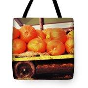 Pumpkin Load Tote Bag