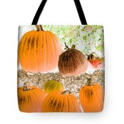 Pumpkin Patch - Photopower 1561 Tote Bag