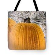 Pumpkin Patch - Photopower 1563 Tote Bag