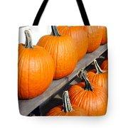 Pumpkins Tote Bag by Valentino Visentini