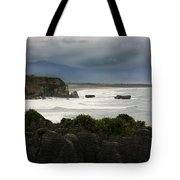 Punakaiki Rocks Tote Bag