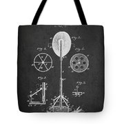 Punching Apparatus Patent Drawing From1895 Tote Bag