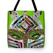 Punda Milia Tote Bag by Apanaki Temitayo M