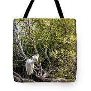 Punk 'do Tote Bag by Kate Brown
