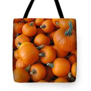 Punkin Head Tote Bag