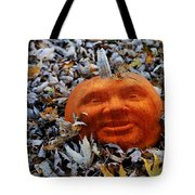 Punkin' Hed Tote Bag