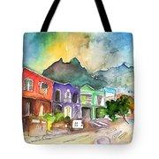 Punta Del Hidalgo 01 Tote Bag