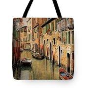 Punte Rosse A Venezia Tote Bag