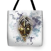 Punu Prosperity Mask Tote Bag