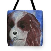 Puppy Doll Tote Bag