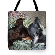 Is Your Love Strong Enough Tote Bag